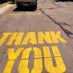 知ってました?「感謝」っていうのは四字熟語だったのです。