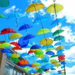 梅雨が楽しくなる「すてきな傘ランキング」ベスト5